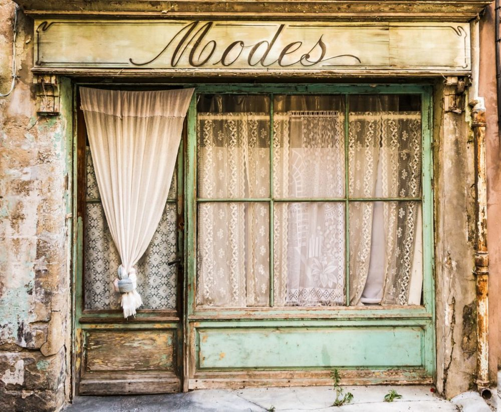 Über die Geschichte des Modehaus Heuberger