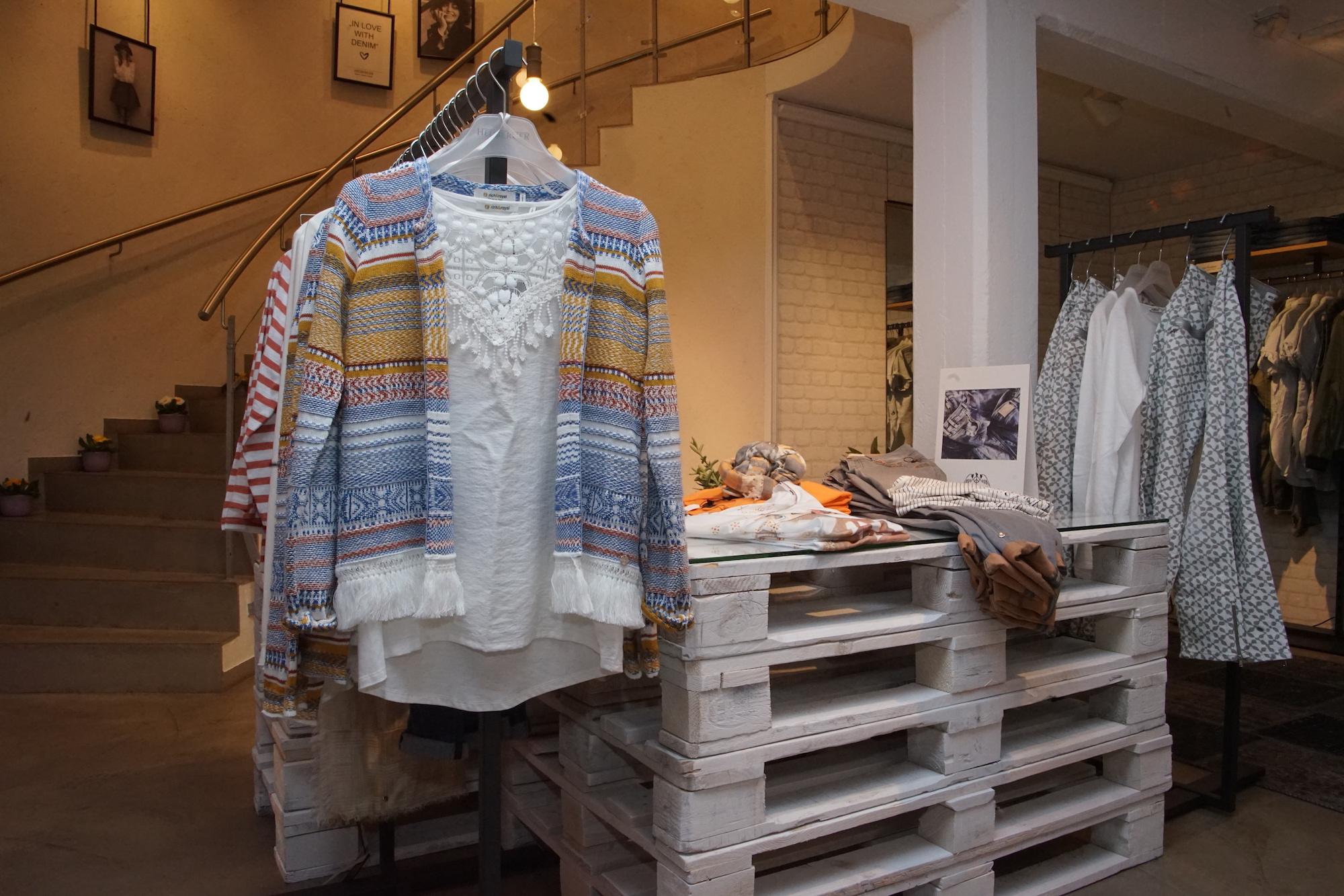 Mode Einrichtung Modehaus Heuberger