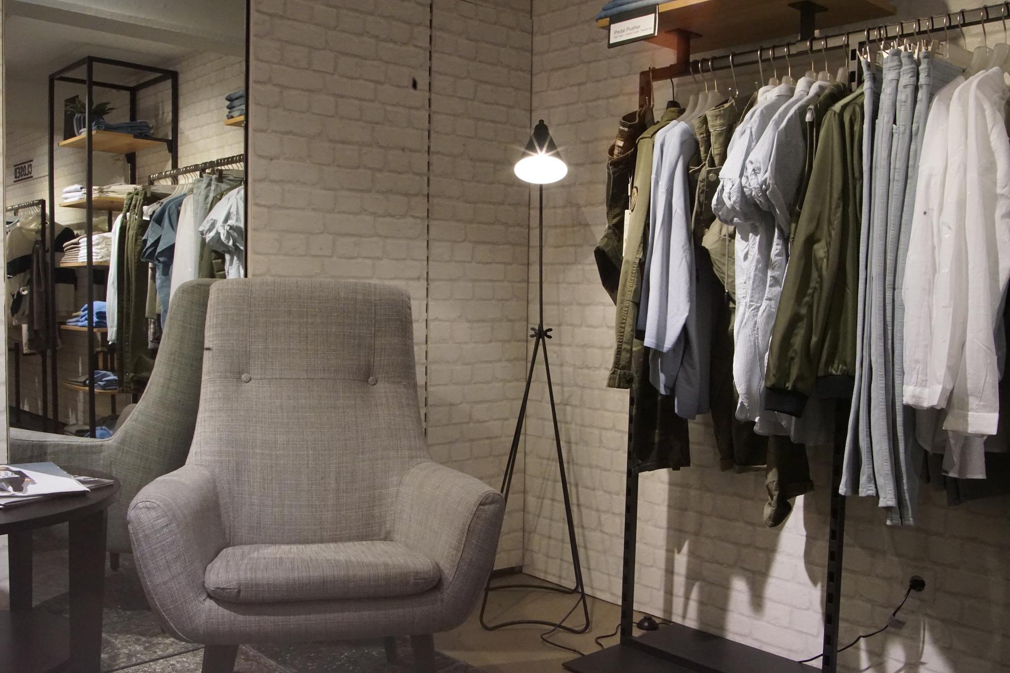 Gemütliche moderne Einrichtung Mode Heuberger