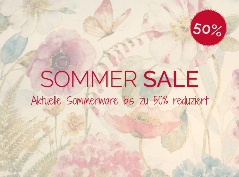 50% Sommer Sale 2017 - Modehaus Heuberger