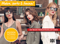 FS18 Modenschau Frühjahr 2018 Modehaus Heuberger