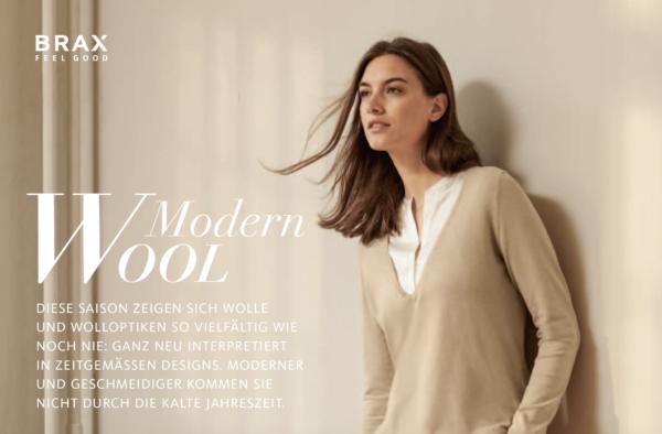 BRAX Aktionstage im Modehhaus Heuberger Herbst 2020